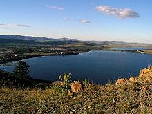 туры по Уралу > Аркаим + озеро Банное (2 дня/2 ночи)   Озеро Банное