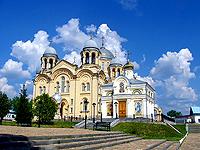 Верхотурье. Свято-Николаевский мужской монастырь.