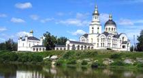 туры по Уралу - Верхотурье + Меркушино     автобусные туры >> из Екатеринбурга Меркушино. Храмовый комплекс.