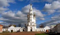 Верхотурский кремль и Троицкий храм