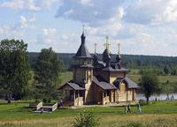 Церковь в честь Всех Святых в Земле Сибирской просиявших