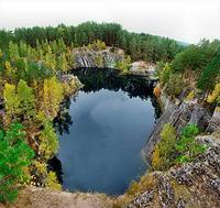 Озеро Тальков Камень.