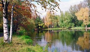 Река Исеть.