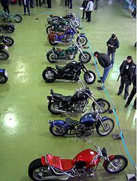 Ирбит. Музей мотоциклов.