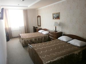 тур в Тобольск > горячий источник Тюмень  >  автобусные туры >  из Екатеринбурга - Двухместный номер Корпус № 2