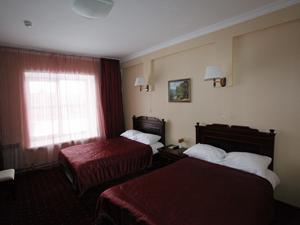 тур в Тобольск > горячий источник Тюмень  >  автобусные туры >  из Екатеринбурга - Двухместный стандарт Корпус №1