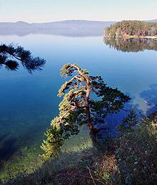 туры в Аркаим > автобусные туры > из Екатеринбурга  Озеро Тургояк