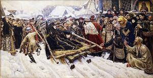 Боярыня Морозова. Суриков В.И.