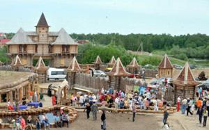 тур в Тобольск > горячий источник Тюмень > автобусные туры > из Екатеринбурга - Абалак.
