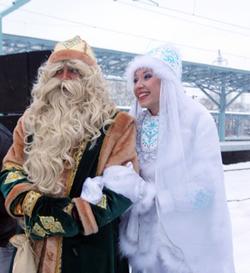Кыш Бабай - Татарский Дед Мороз