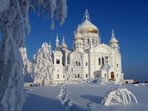 Свято-Николаевский храм.