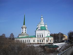 Свято-троицкий храм.