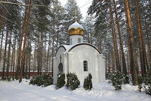 Храм Святой Елизаветы.