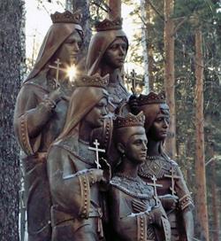 Дети Николая II.