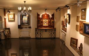 Дом Невьянской иконы