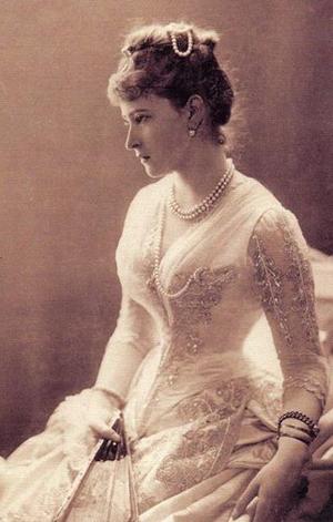 Белый ангел Великая княгиня Елизавета Фёдоровна