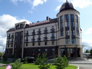 тур в Тобольск > горячий источник Тюмень > автобусные туры > из Екатеринбурга - гостиница Георгиевская