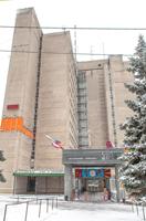 Гостиничный комплекс ЗАРЯ во Владимире.
