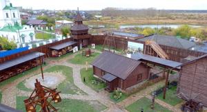 Экскурсионный тур в ЯЛУТОРОВСК   Ялуторовский острог