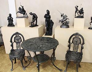 Каслинский музей.