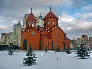 Храм Святого Карапета