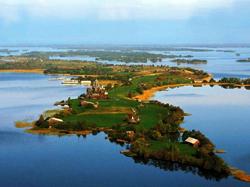 На острове Кижи.
