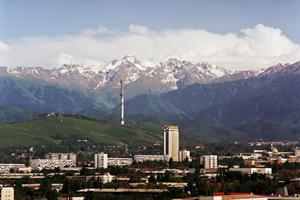 Автобусная экскурсия по Алматы.