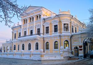Пермский краевой музей.