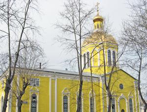 Крестоводвиженский мужской монастырь