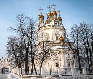 Верхотурье. Кремль. Троицкий храм.