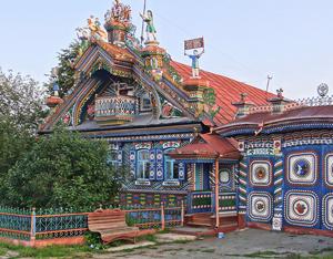 Дом Кириллова в Кунарах.
