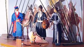 Музей Салавата Юлаева в Малоязе.