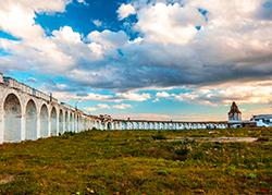Успенский Далматовский мужской монастырь
