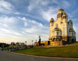 Екатеринбург По колокольням Екатеринбурга  Храма-на-Крови.