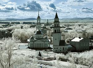 туры по Уралу - Невьянск , Экскурсия на Невьянскую башню