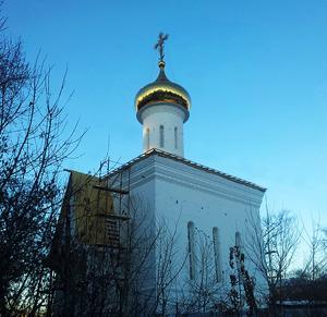 Храм в честь  Порт-Артурской иконы Божией Матери