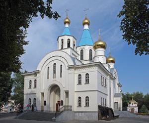 "Программа: Екатеринбург - ""СЕМЬ ХРАМОВ"" маршрут № 2 (6 часов)"