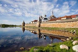 ГРАНД-ТУР ПО КАРЕЛИИ 2017   Соловецкий монастырь.