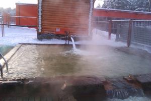 Зимние фото источника