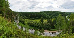 туры по Уралу  >  Оленьи Ручьи - Природный парк  автобусные туры > из Екатеринбурга -  экскурсия  оленьи ручьи