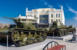 Выставка военной техники в Верхней Пышме.