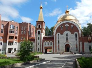 Храм Святого Пантелеймона Целителя